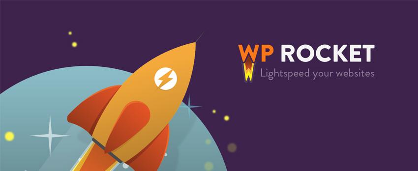 WP rocket-优秀的网站加速WordPress插件