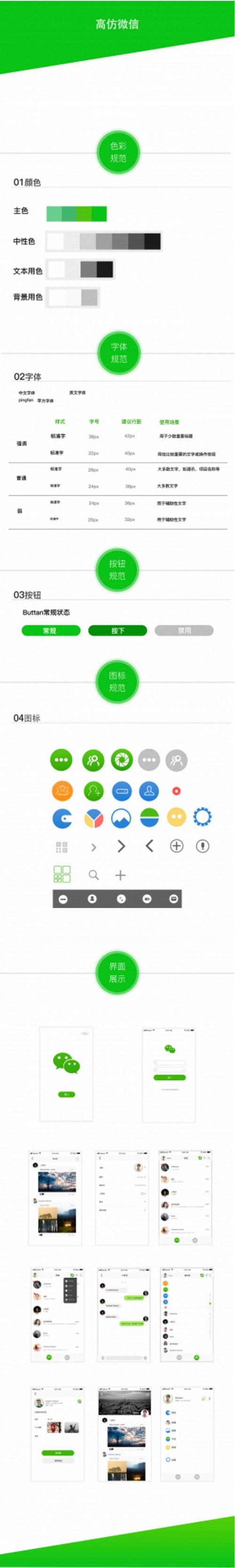 原生仿微信社交社区即时通讯聊天双端APP源码开源 带PC客户端
