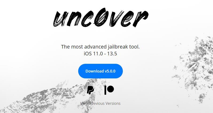 苹果iOS 13.5越狱神器,unc0ver大神再次更新